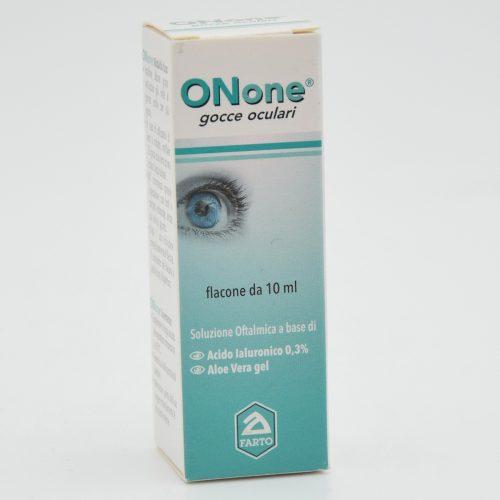ON One flacone 10 ml – Acido Ialuronico 0,3% + Aloe vera gel